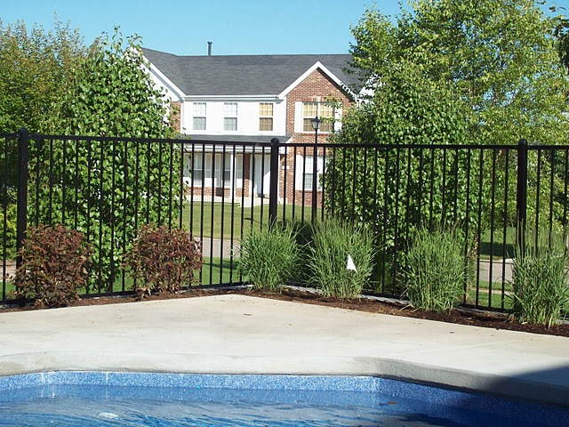 Baker Pool Construction St Louis Pool Fencing Amp Fence
