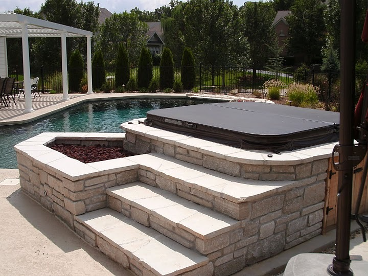 Baker Pool Construction Of St Louis Custom Hot Tubs Amp Spas