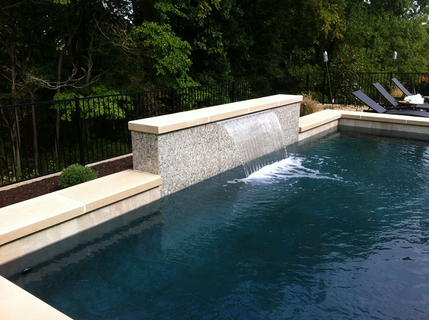 Baker Pool Construction St. Louis | Custom Concrete Pools ...