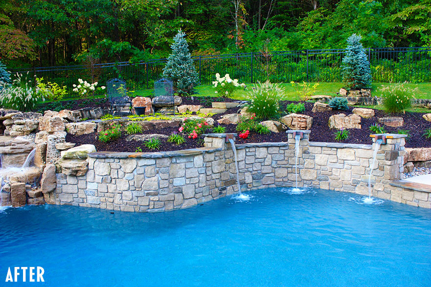 Baker Pool Construction Landscaping In St Louis