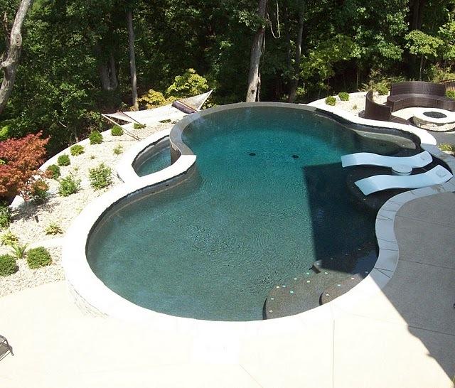 Baker Pool Construction Hillside Wonder