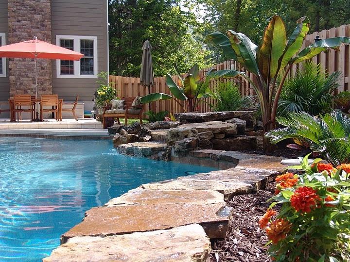 Baker Pool Construction Kirkwood Retreat