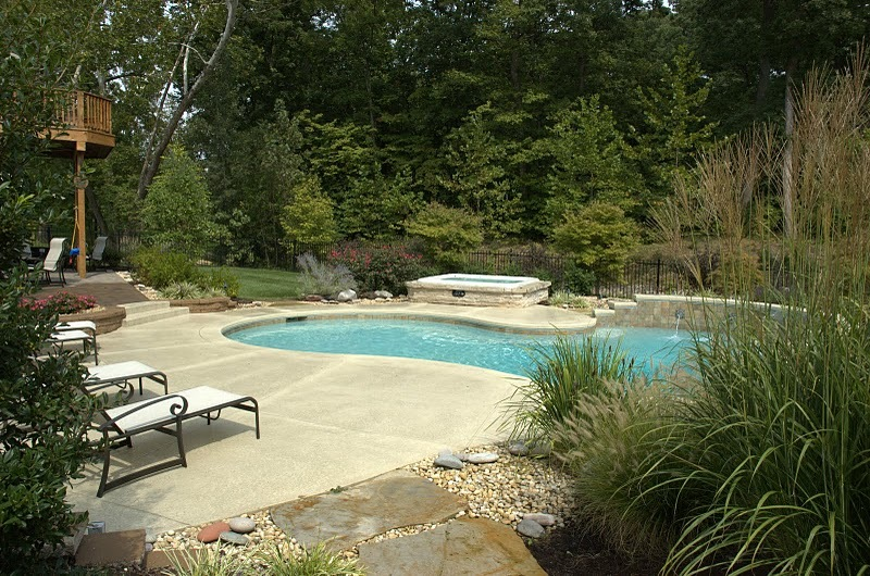 Baker Pool Construction Tapawingo Tranquility