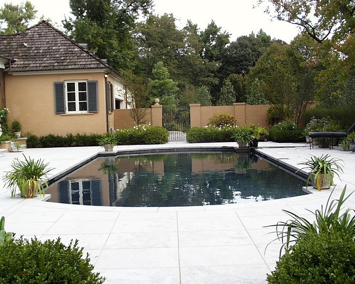 Baker Pool Construction Tuscan Riviera
