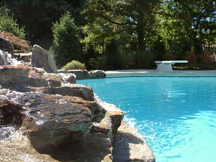 Baker Pool Construction Simply Elegant