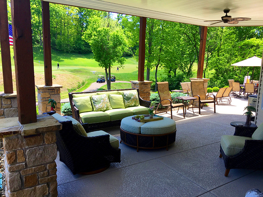 Baker Pool Construction Outdoor Furniture