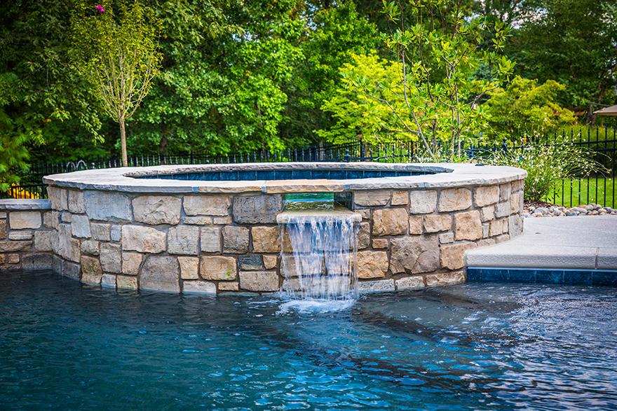 Baker Pool Construction Of St Louis Custom Hot Tubs Amp Spas