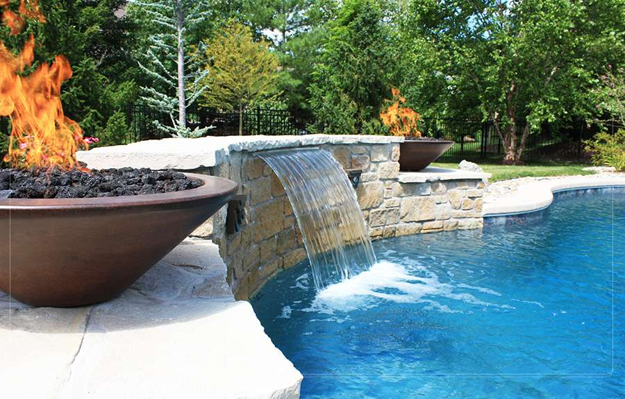 Baker Pool Construction St Louis Mo Pool Contractors