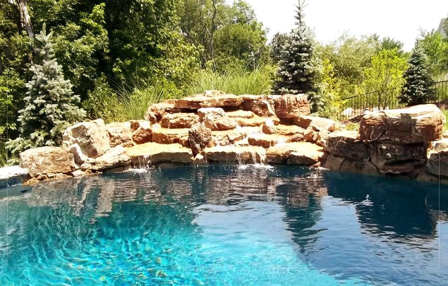 Baker Pool Construction St Louis Mo Pool Contractors Since 1968